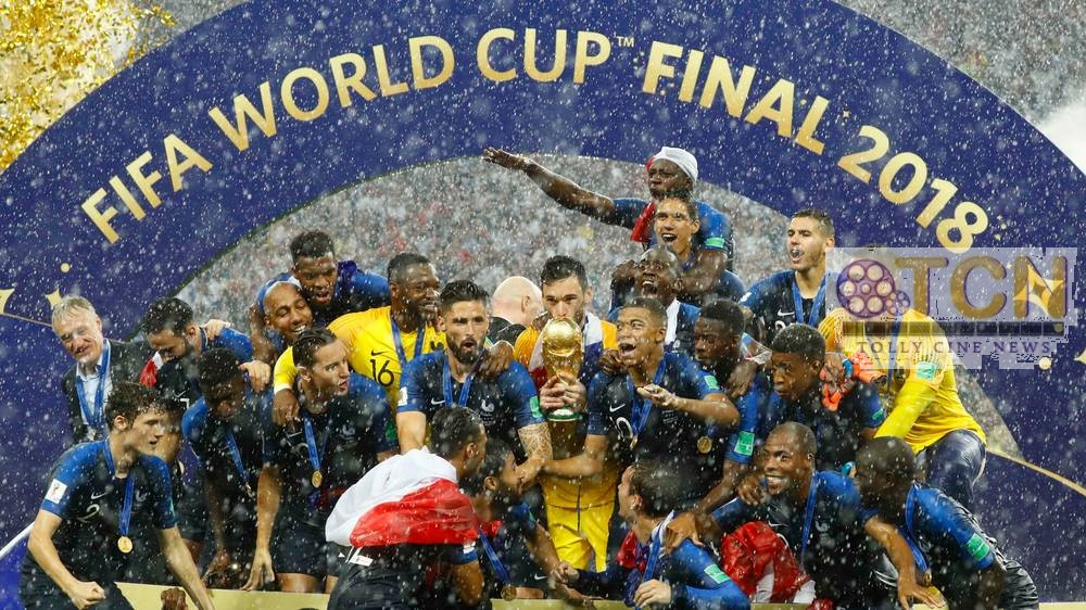 France Won The FIFA World Cup 2018