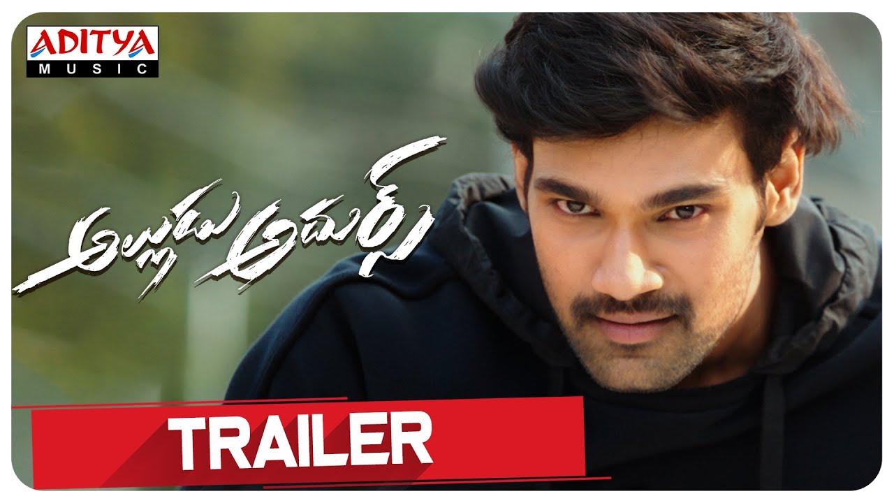 Alludu Adhurs Movie Trailer
