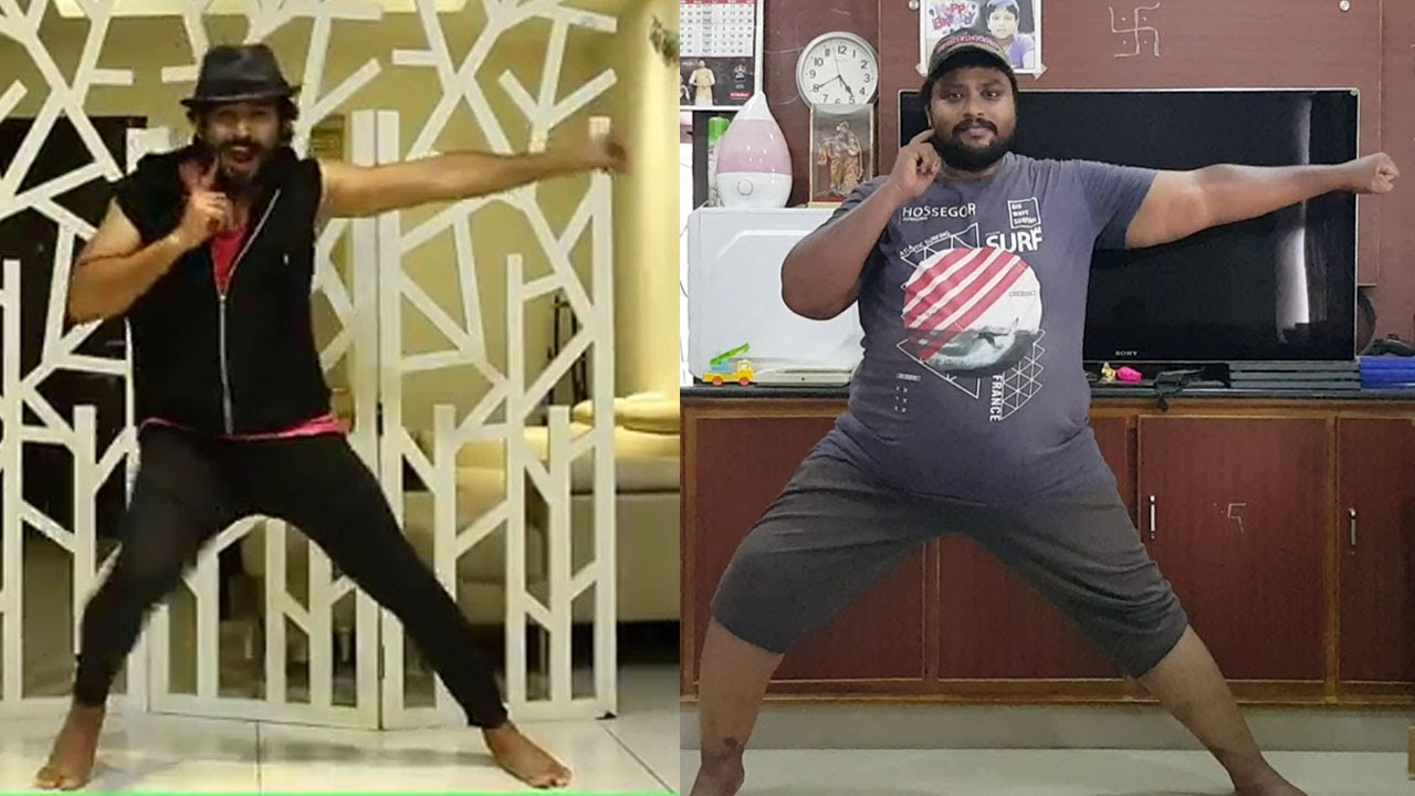 Anchor Ravi Dance With Me Dance Challenge