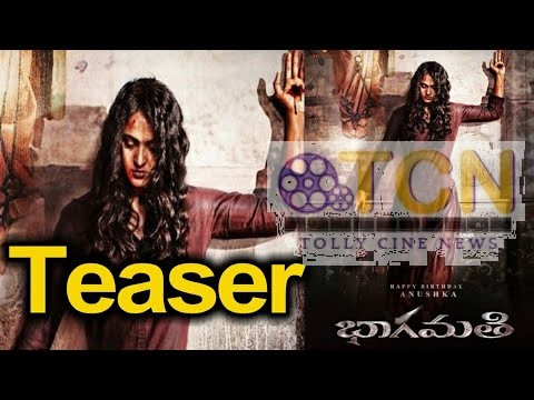 Bhaagamathie Movie Teaser