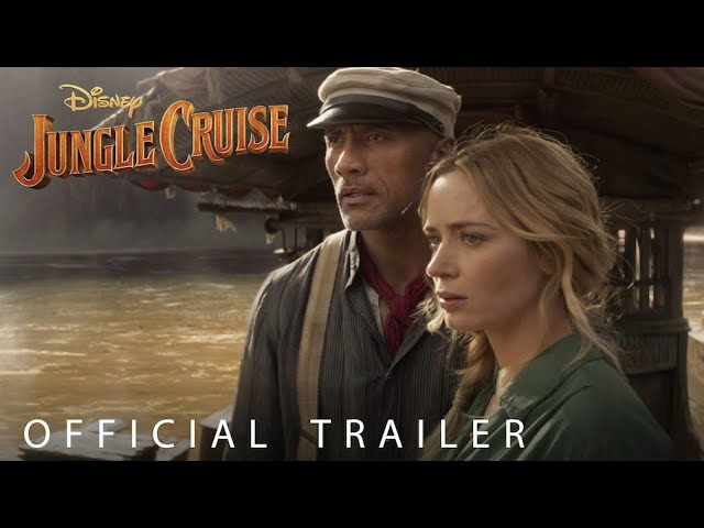 Disney jungle cruise official trailer video out