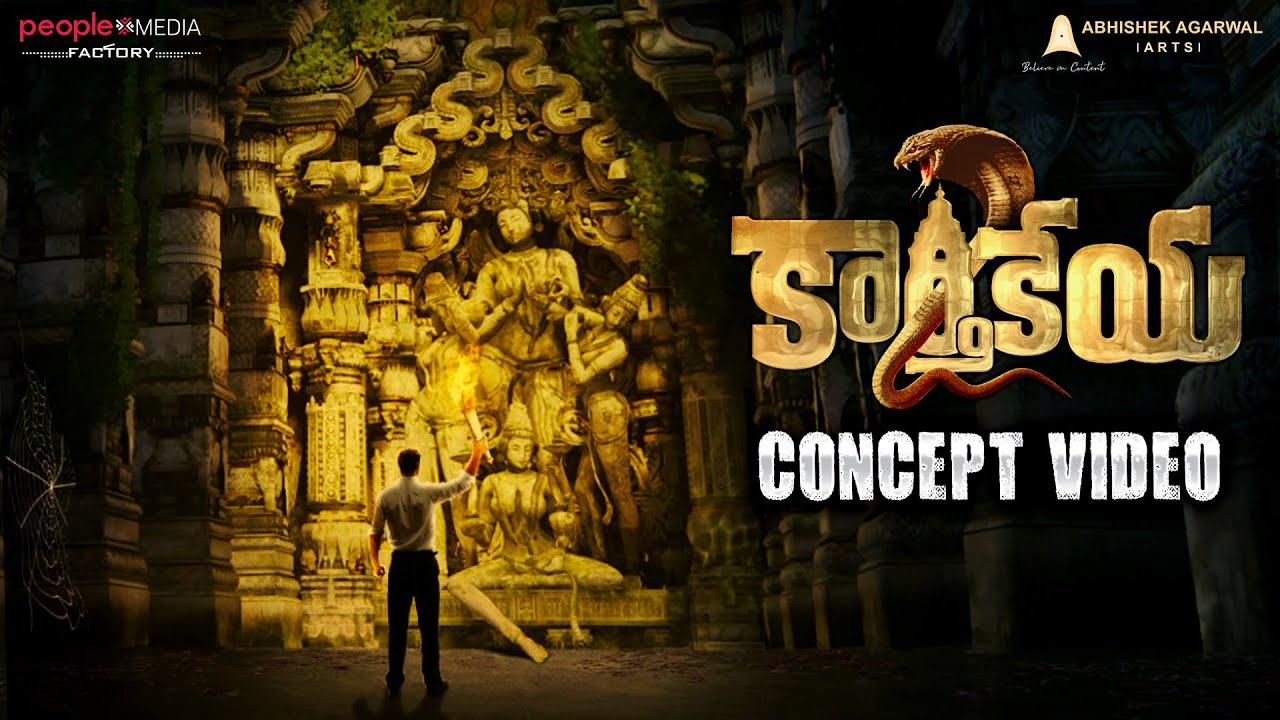 Hero Nikhil Siddharth Sequel Karthikeya 2 Movie Launch Concept Video out