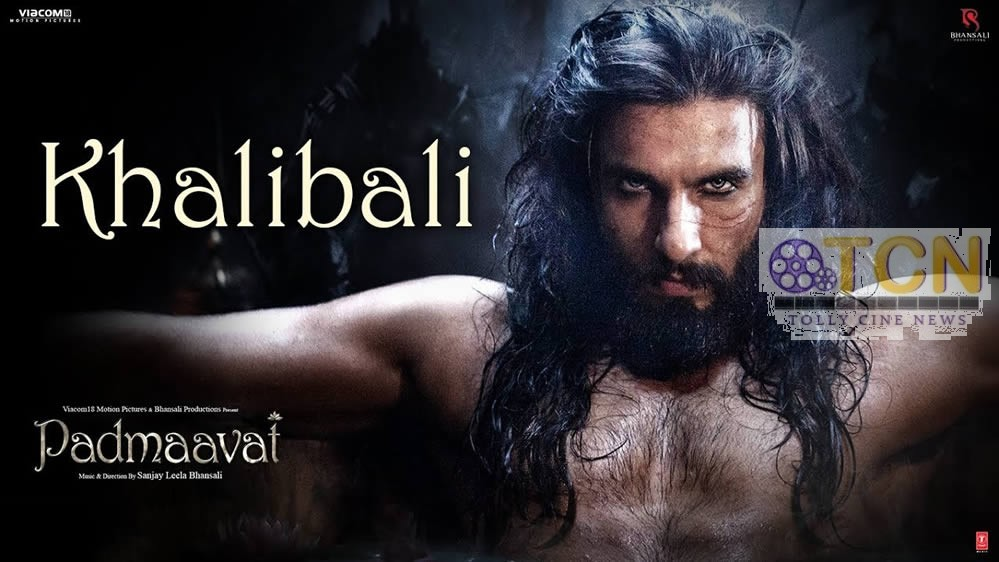 Padmavati Movie Khalibali video Song