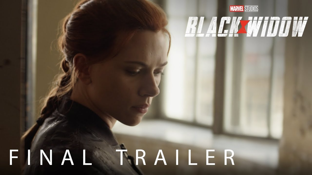 Marvel's final Black Widow trailer Video Out