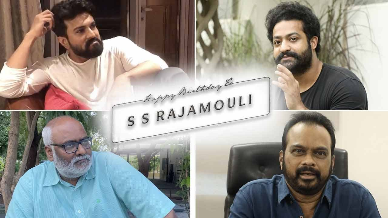 RRR Team Complaints on SS Rajamouli