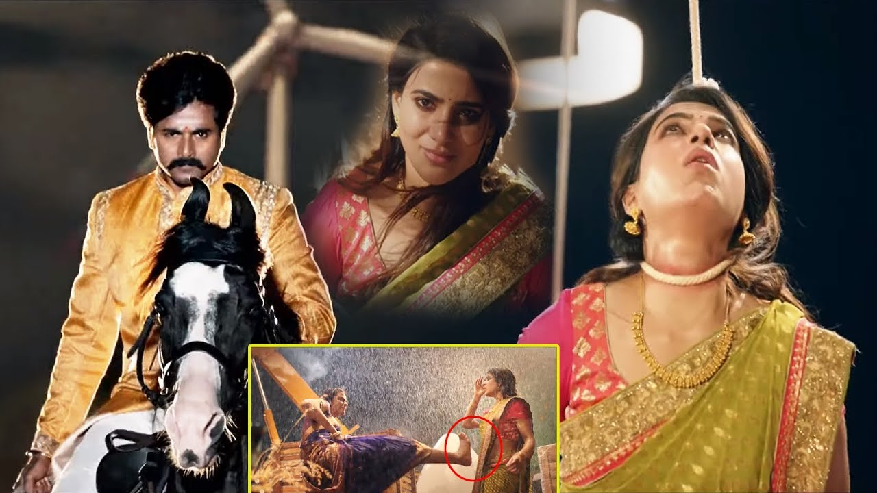 Samantha and Siva Karthikeyan Recent Unscene Movie Scene