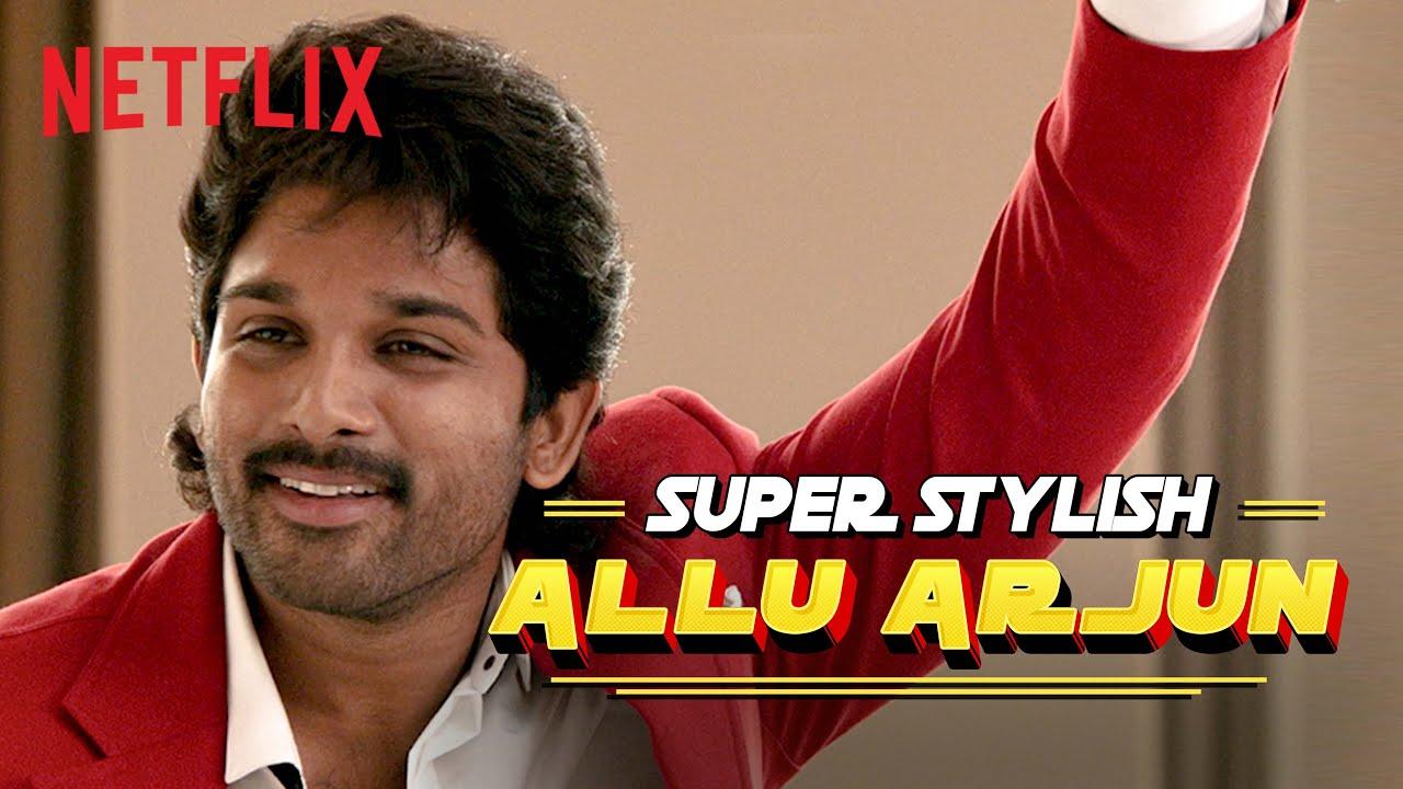 Stylish star Allu Arjun Ala Vaikunthapurramuloo Boardroom Dance video out