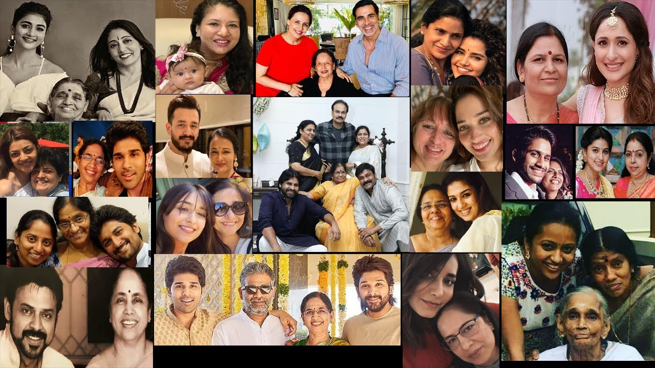Tollywood Celebrity Mothers Video