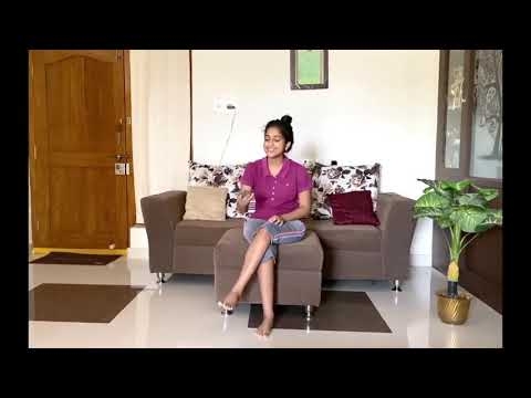 Tollywood singers home cleaning challenge video