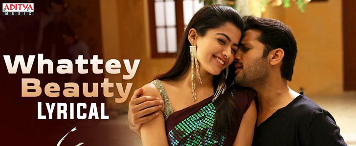 Whattey Beauty Lyrics from Bheeshma Movie