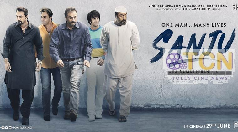 Sanju  Official Trailer Ranbir Kapoor and Rajkumar Hirani  Releasing on 29th June